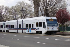 Santa Clara VTA Light Rail