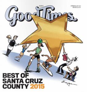 Best of Santa Cruz 2015