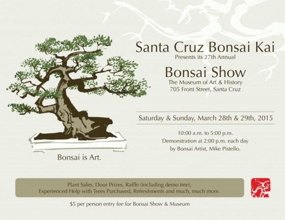 Santa Cruz Bansai Kai Show
