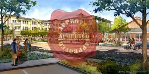 Aptos Village Approved