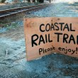 The Coastal Rail Trail
