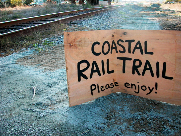 The Coastal Rail Trail