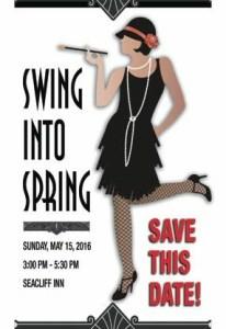Swing Into Spring Aptos History Museum Party