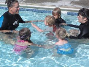 Free Swim Lessons at Seascape Sports Club
