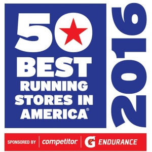 Fleet Feet Sports in Aptos Named one of 50th Best in USA!