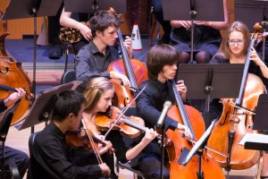 Santa Cruz Youth Symphony Performs at UCSC Nov. 12