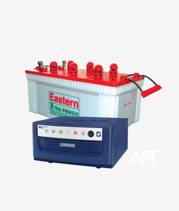 Luminous-Eco-Watt-1650-IPS-12Volt-Full-Set