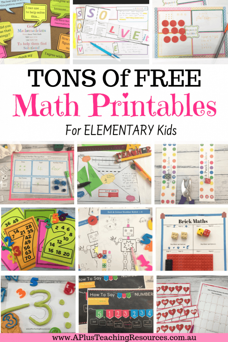 hight resolution of The Ultimate Collection of FREE Teacher Worksheets For Primary \u0026 Elementary.
