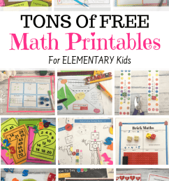 The Ultimate Collection of FREE Teacher Worksheets For Primary \u0026 Elementary. [ 1102 x 735 Pixel ]