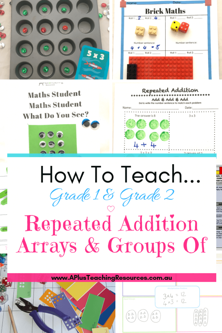 hight resolution of Top Tips For Teaching Repeated Addition