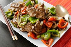 Chinese Pepper Steak-aptso exports