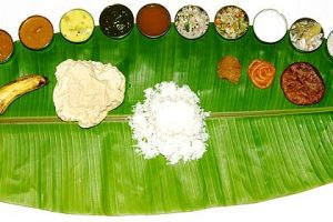 South Indian Recipes-rice sappadu-aptso exports