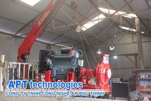 Cung cấp hệ thống bơm cứu hỏa cho nhà máy Terumo