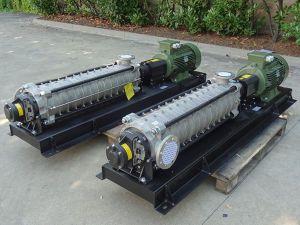 Xuất kho bơm Saer model TMBX