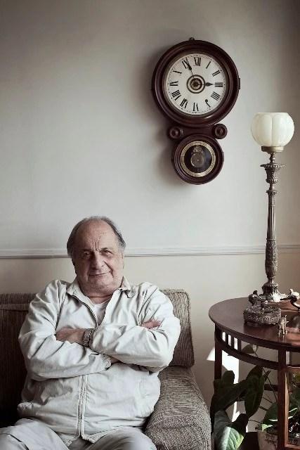 Aos 80 anos, o delegado se orgulha de seu passado no DOPS, hoje um ícone da ditadura militar (Foto: Julia Rodrigues)