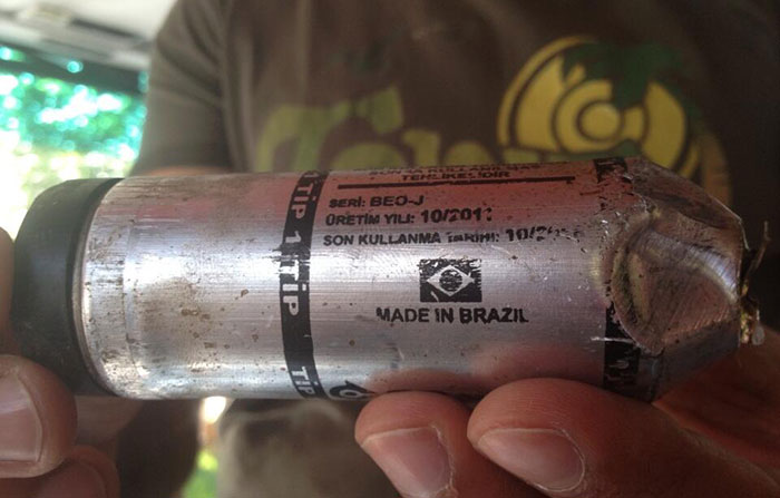 Found-on-the-streets-of-Ankara-Tear-gas-canister-made-in-Brazil-photo-by-Suzette-Grillot