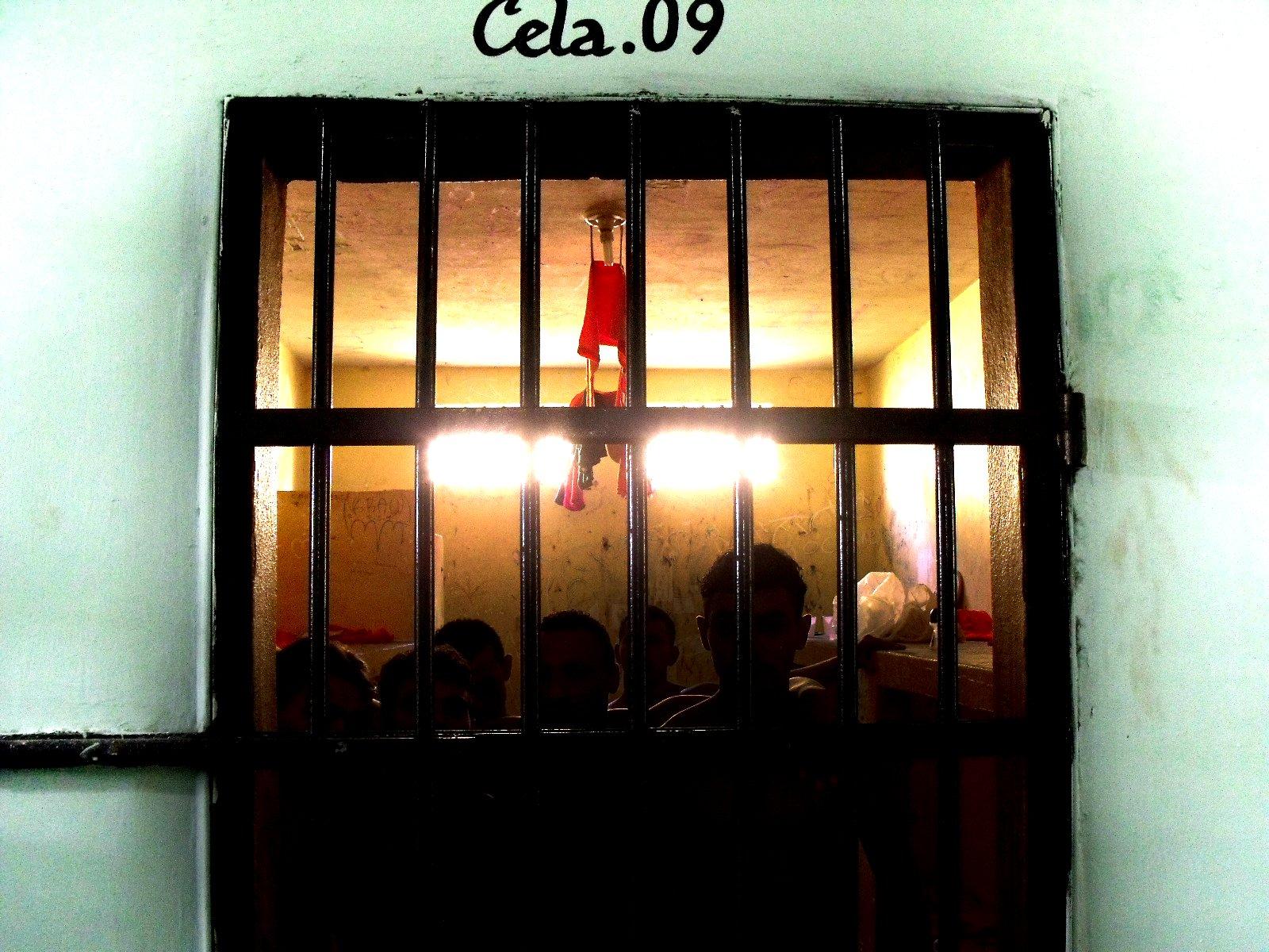 Cárcere do Complexo Penitenciário de Pedrinhas, onde houve mais de 15 mortes e mais de 100 fugas em 2014