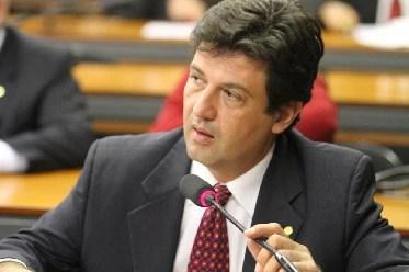 O deputado federal Luis Henrique Mandetta (DEM-MS) - Foto: divulgação