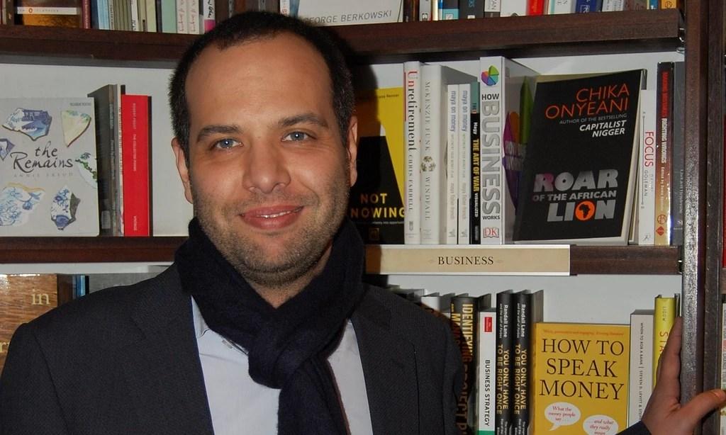 Ricardo Soares de Oliveira, importante estudioso da realidade angolana e professor da Universidade de Oxford (Foto: Flickr/Books LIVE)