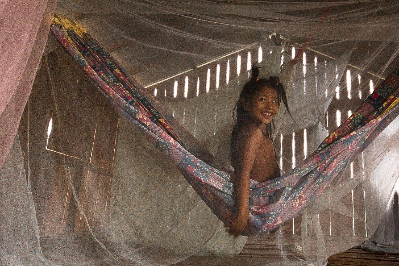 Os ancestrais Katxuyana ajudaram os escravos fugidos a se ambientarem na floresta (Foto: Ana Mendes)