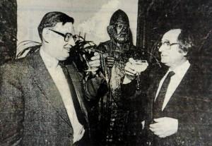 onthulling standbeeld Dirk IV