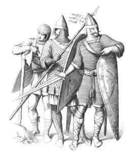 19e eeuwse kruisridders