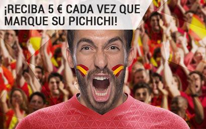apuestas legales bwin pichichi Eurocopa