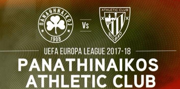 Panathinaikos vs Athletic: pronósticoLos leones visitan tierras griegas en el últimos escollo para entrar en la liguilla de la Europa League 2017/18