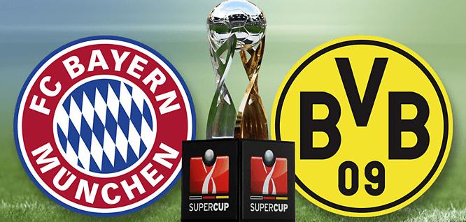 Apuestas Supercopa Alemania 2017Borussia Dortmund vs Bayern Munich vuelven a protagonizar otra final más en la DFL