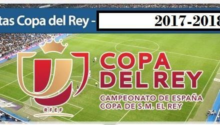 Apuestas ganador Copa del Rey 2018