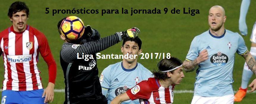 5 pronósticos para la jornada 9 de LigaDuelos interesantes para un Barca que defiende liderato y un Valencia pisando los talones