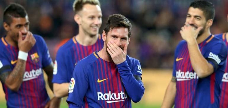 Betfair paga apuestas Barcelona campeón de LigaPaga por adelantado las apuestas cuando solamente se ha disputado 16 jornadas