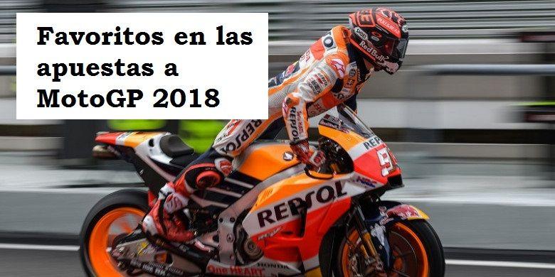Marc Márquez favorito Mundial MotoGP 2018