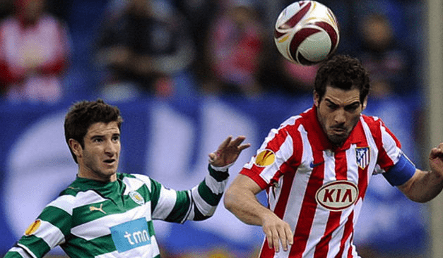 Sporting Lisboa-Atlético Madrid: a un paso de la semifinal