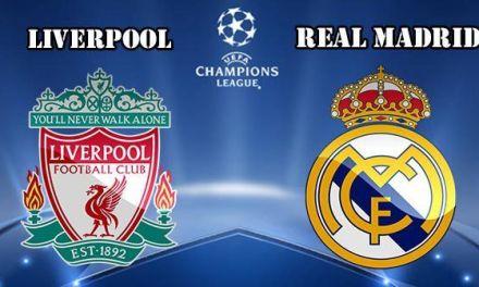 Apuestas Liverpool vs Real Madrid