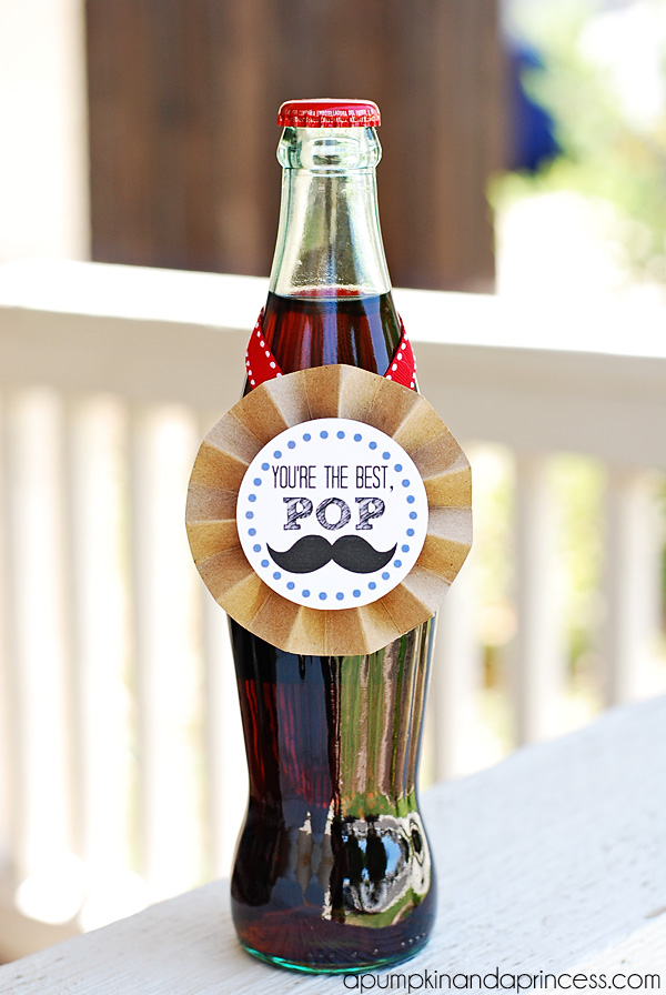 You're the best, POP Soda Printable