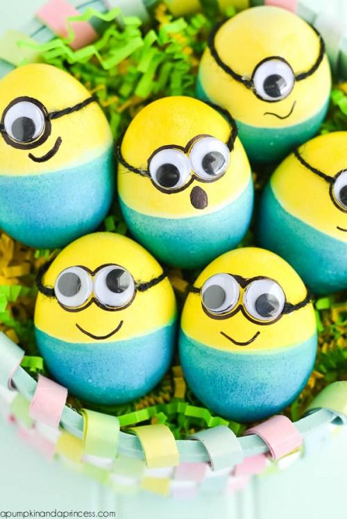 Nerdy Easter Egg Ideas
