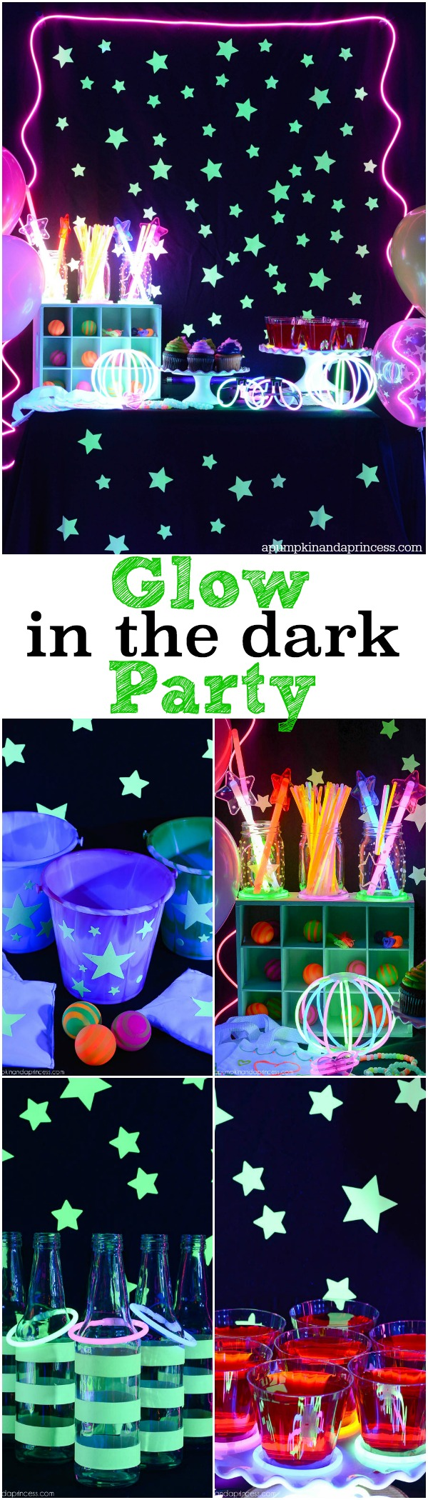 Picture Of Glow In The Dark Pumpkins