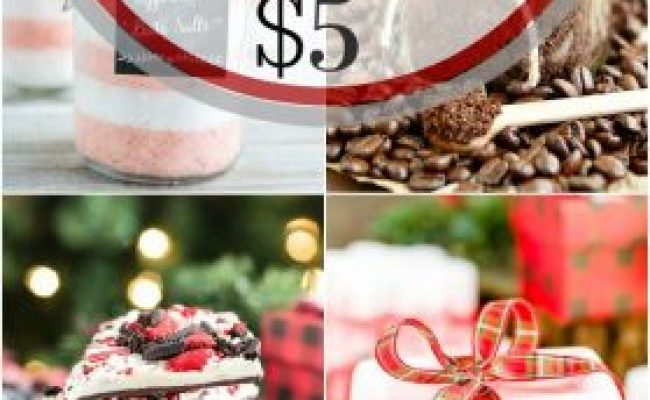 25 Handmade Christmas Gifts Under 5 A Pumpkin And A