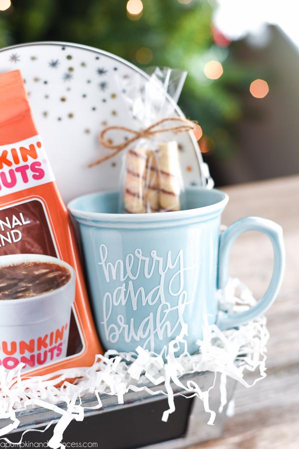 christmas coffee mug gift