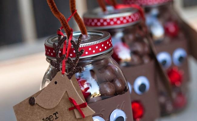 Christmas Mason Jar Gifts