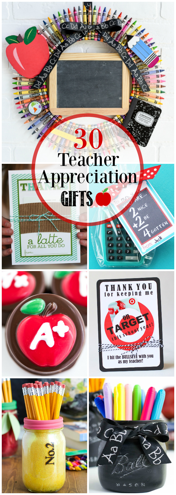 good teacher gifts creative teacher gift ideas and printables with ides cratives dco