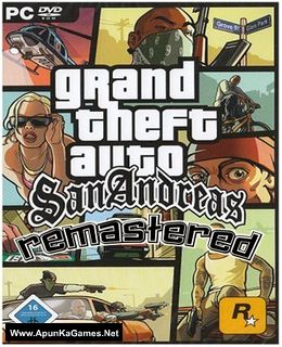 Gta San Andreas Android Highly Compressed 50mb : andreas, android, highly, compressed, Andreas, Remastered, Download, Version
