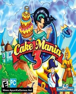 Cake Mania Free : mania, Mania, Download, Version
