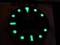 Rolex tritium-sml