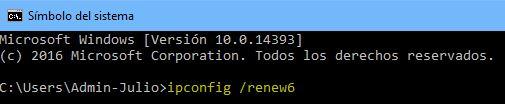 ipconfig_renew6