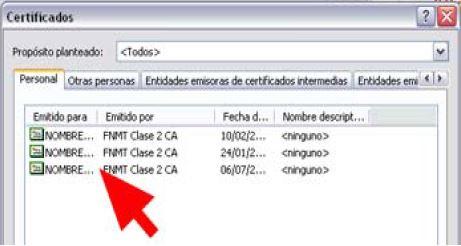 Firma digital exportar Importar_3