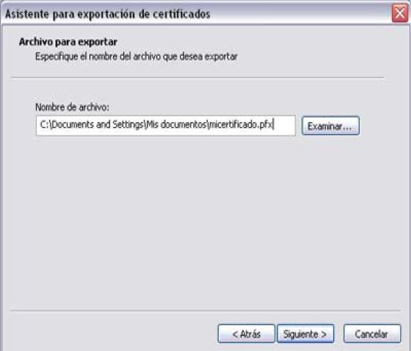Firma digital exportar Importar_8