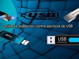 Quitar la protección contra escritura de USB_HD