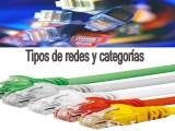 tipos de redes y categorías